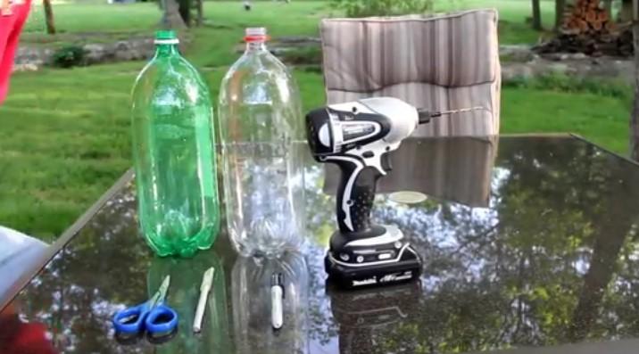 Инструменты и материалы для поилки